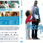 Plötzlich Papa (2016) R2 German Cover & Label