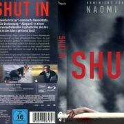Shut In (2016) R2 German Custom Blu-Ray Cover & Label