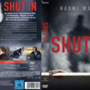 Shut In (2016) R2 German Custom Cover & Label