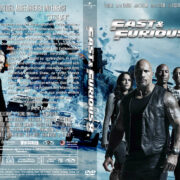 Fast & Furious 8 (2017) R2 German Custom Cover & Labels