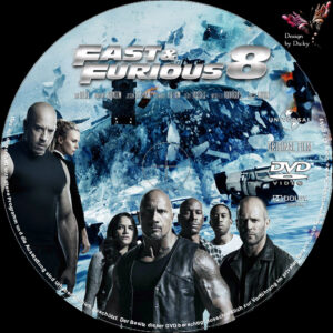 Fast And Furious 8 Dvd Start