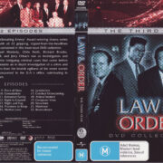 Law & Order (1993) R2 Cover & Labels
