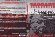 Taggart Collection Vol. 1 (2006) R0 Covers & Labels