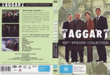 Taggart 100th Episode Collection (2010) R0 Cover & Label