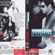 Underbelly Uncut (2008) R4 Cover & Labels