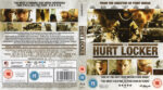 The Hurt Locker (2008) R2 Blu-Ray Cover & Label