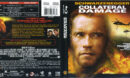 Collateral Damage (2002) R1 Blu-Ray Cover & label