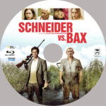 Schneider vs. Bax (2015) R2 German Custom Blu-Ray Label