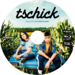 Tschick (2016) R2 German Custom Blu-Ray Label