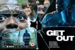 Get Out (2017) R0 CUSTOM Cover & Label