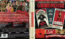 Grindhouse: Planet Terror & Death Proof (2012) R2 German Blu-Ray Covers & Label