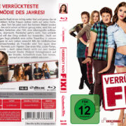 Verrückt nach Fixi (2016) R2 German Blu-Ray Cover
