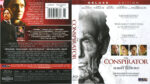 The Conspirator (2010) R1 Blu-Ray Cover & Label