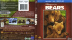 Disneynature: Bears (2014) R1 Blu-Ray Cover & Labels