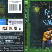The Fault In Our Stars (2014) R1 Blu-Ray Cover & Labels