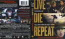 Live Die Repeat: Edge Of Tomorrow (2014) R1 Blu-Ray Cover & Labels