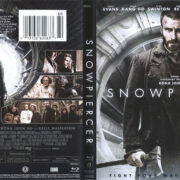 Snowpiercer (2013) R1 Blu-Ray Cover & Labels