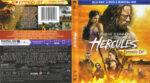 Hercules (2014) R1 Blu-Ray Cover & Labels