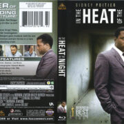 In The Heat Of The Night (1967) R1 Blu-Ray Cover & Label