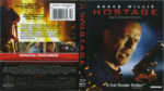 Hostage (2005) R1 Blu-Ray Cover & label