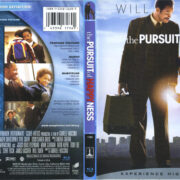 The Pursuit Of Happyness (2006) R1 Blu-Ray Cover & Label