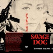 Savage Dog (2017) R0 CUSTOM Cover & Label
