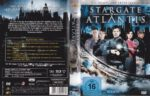 Stargate Atlantis: Season 1 (2004 – 2008) R2 German Cover & Labels