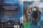 Stargate Atlantis: Season 2 (2004 – 2008) R2 German Cover & Labels