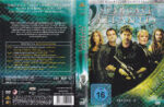 Stargate Atlantis: Season 4 (2004 – 2008) R2 German Cover & Label
