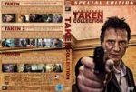 Taken 1-3 (Triple Feature) (2015) R2 GERMAN Custom DVD Cover