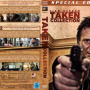 Taken 1-3 (Triple Feature) (2015) R2 GERMAN Custom DVD Cover