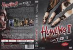 Howling II – Das Tier 2 (1984) R2 GERMAN DVD Cover