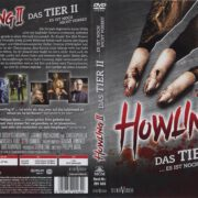 Howling II – Das Tier 2 (1984) R2 GERMAN DVD Cover