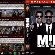 Men in Black 1-3 (Trilogie) (2012) R2 GERMAN Custom DVD Cover