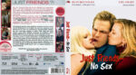 Just Friends – No Sex (2005) R2 German Custom Blu-Ray Cover & Label