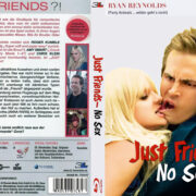 Just Friends - No Sex (2005) R2 German Custom Blu-Ray Cover & Label