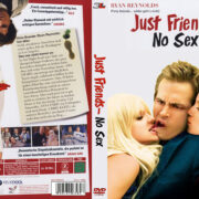 Just Friends – No Sex (2005) R2 German Custom Cover & Label
