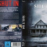 Shut In (2016) R2 German Custom Blu-Ray Cover & Labels