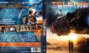 Teleios - Endlose Angst (2017) R2 German Blu-Ray Cover & Labels