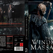 The Windmill Massacre (2016) R2 German Custom Blu-Ray Cover & Label