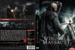 The Windmill Massacre (2016) R2 German Custom Cover & Label