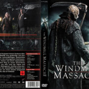 The Windmill Massacre (2016) R2 German Custom Cover & Label