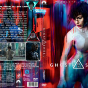 Ghost in the Shell (2017) R2 German Custom Cover & Label