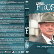 A Touch of Frost - Series 1-2 (1992-1994) R1 Custom Cover