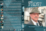 A Touch of Frost – Series 3-4 (1996) R1 Custom Cover