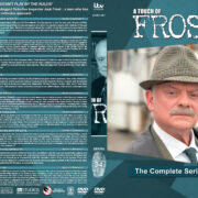 A Touch of Frost - Series 3-4 (1996) R1 Custom Cover