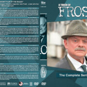 A Touch of Frost - Series 5-6 (1997-1999) R1 Custom Cover