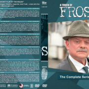 A Touch of Frost - Series 7-10 (2004) R1 Custom Cover