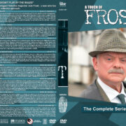 A Touch of Frost - Series 11-15 (2008) R1 Custom Cover