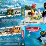 Surf's Up Double Feature (2007-2017) R1 Custom V2 Cover